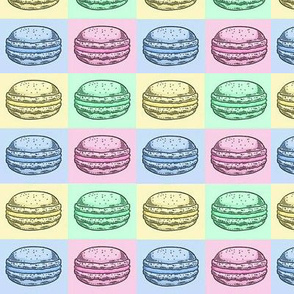 Popart Macaroons