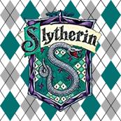 snake on argyle - large - potter's world