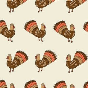 turkey // off-white cream background autumn fall thanksgiving fall usa