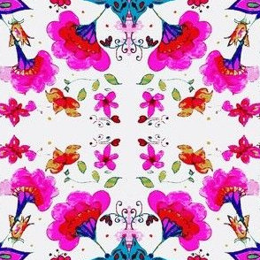 Buds 'n butterflies-ch