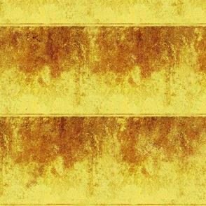 Rusted Barrel Stripe with Biohazard Symbol