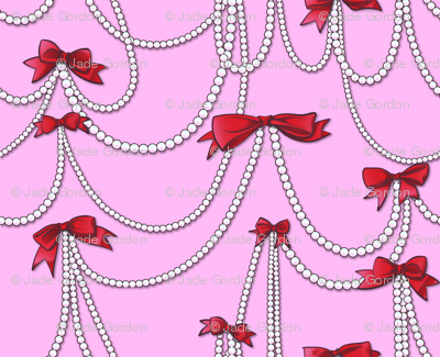 Bows and Pearls