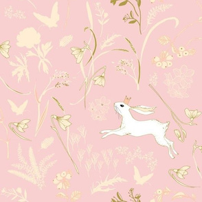 Enchanted Bunny Prince (blush)