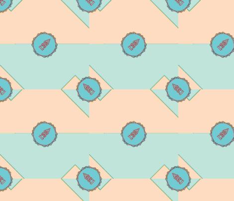 MODERNISM-ch fabric by prints_allegra on Spoonflower - custom fabric