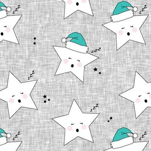 sleepy stars || capri hats
