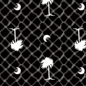 USC_Palmetto_Tree_Print_Black