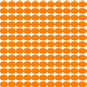 Orange Pumpkin Halloween