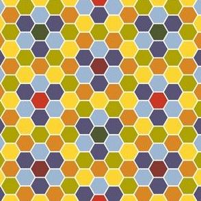 hexagon 96Vi8 : autumn