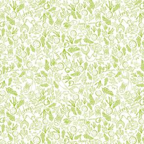 Green Kelp Dreamers