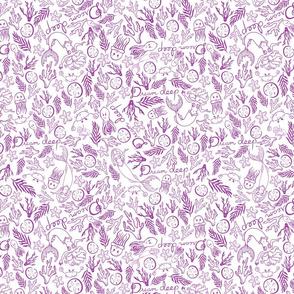 Purple Depths Dreamers