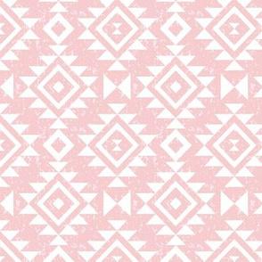 Textured Aztec - Blossom