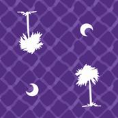 Clemson_Palmetto_Tree_Print_Purple