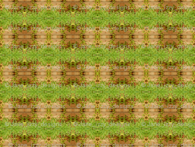 Fence_Greenery_Pattern
