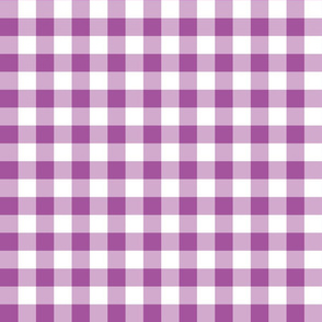 Gingham Grape