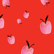 An Apple for the Teacher: Red