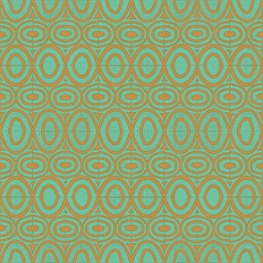 circle block repeat aqua
