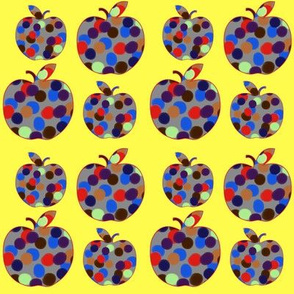 Spotty Apples (Big & Small)
