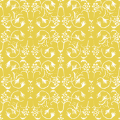 Vintage Belle - Yellow Ochre