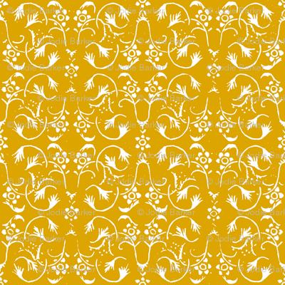 Vintage Belle - Mustard