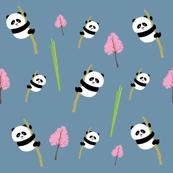 Panda Blossom Tree