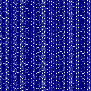 Ornament Rain blue