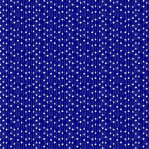 Ornament Rain blue