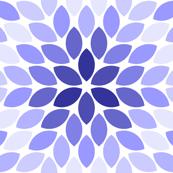 R6R lens 4 : lavender indigo blue