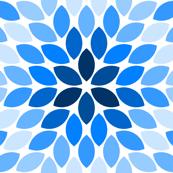 R6R lens 4 : azure blue