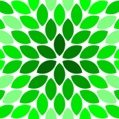 R6R lens 4 : emerald green