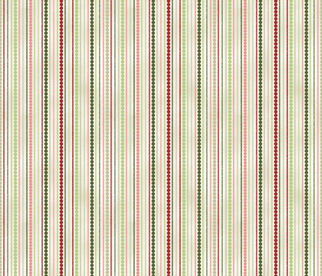 ChristmasStripes fabric by blairfully_made on Spoonflower - custom fabric