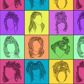 90s Nostalgia Hairsyles