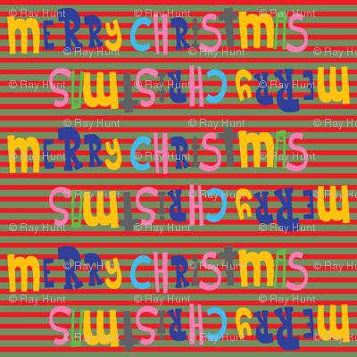 Merry Christmas Cloth (small)