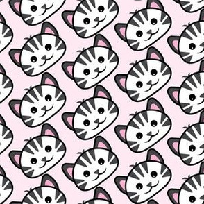 Cute Kitten Coordinate Fabric