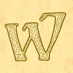 W-parchment-Aleph 1