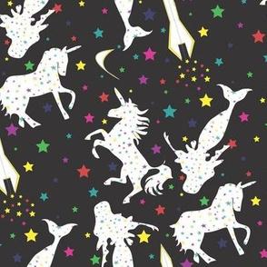Mermaids, Unicorns and Rockets night