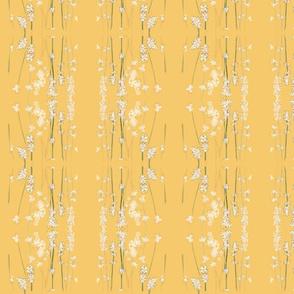 White Lavender Yellow