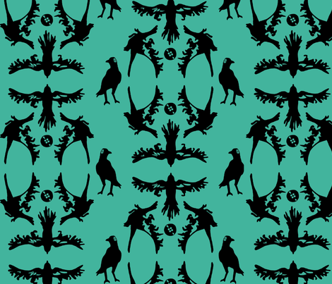 What Katie Said fabric by mes83122 on Spoonflower - custom fabric