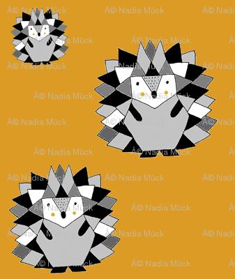 Hedgehog Ochre