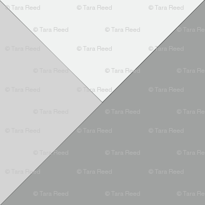 Monochrome gray pyramids