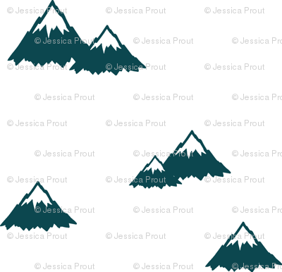 mountains || the yellowstone collection