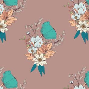 Botanical Pattern 003