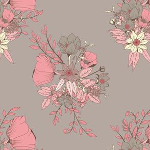 Botanical Pattern 006