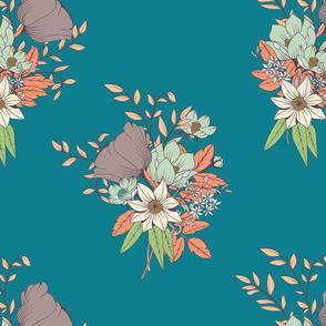 Botanical Pattern 004
