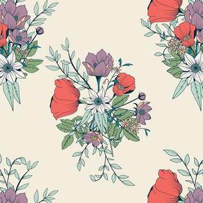 Botanical Pattern 005