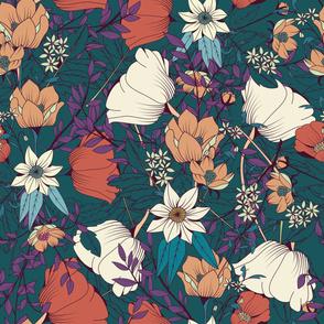 Botanical Pattern 008