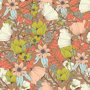 Botanical Pattern 009