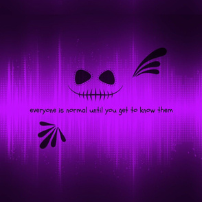 magpiecollective's purple skull