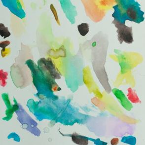 Eli's Painting Large