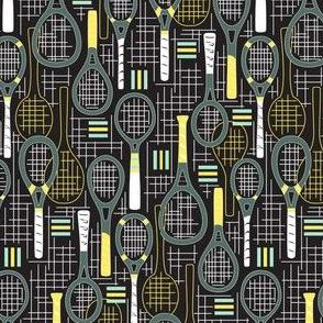More Designer Tennis Racquets