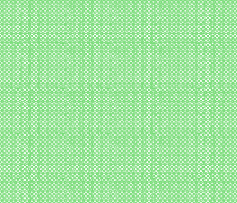Gridlock Small - Apple fabric by jodiebarker on Spoonflower - custom fabric